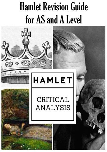 Hamlet Revision Cover