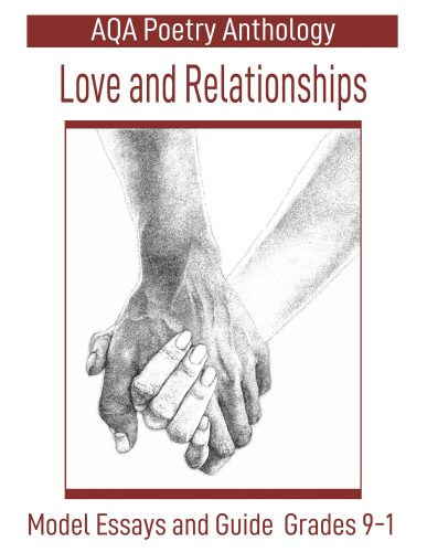 Love relationships poetry essays cover