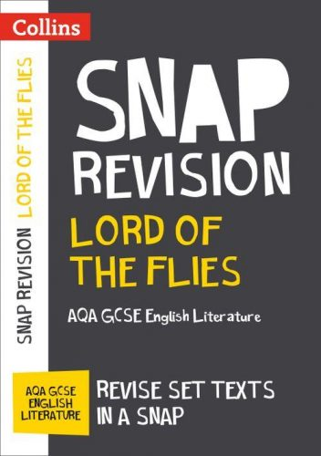 Snap Revision Lord of the Flies cover